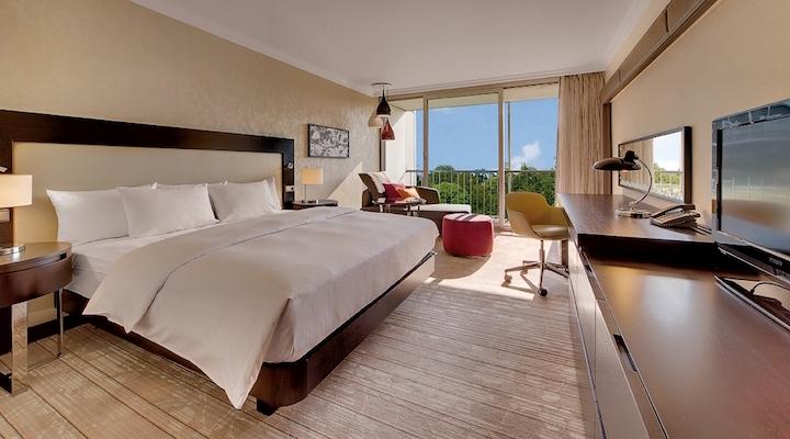 Hotels Registration Hilton Park Munich